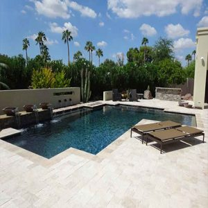 Best Arizona Pool Builder - Free Pebble Upgrade.